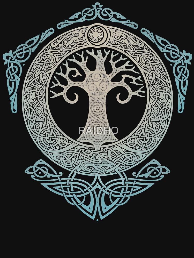 YGGDRASIL.TREE DES LEBENS. von RAIDHO