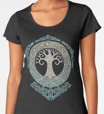 YGGDRASIL.TREE OF LIFE. Women's Premium T-Shirt