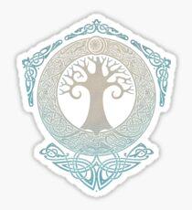 YGGDRASIL.TREE DES LEBENS. Sticker