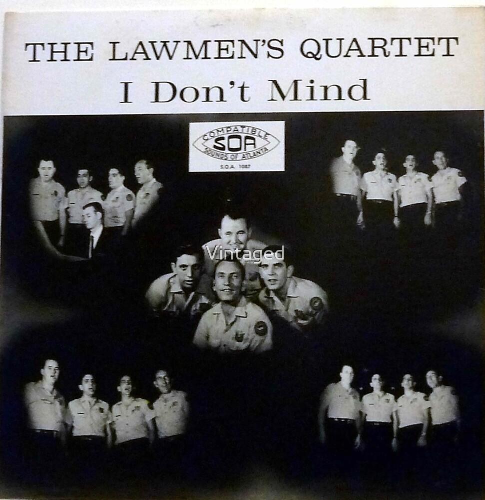 Lawmen, Quartet, XIAN, Police, Incredibly strange by Vintaged