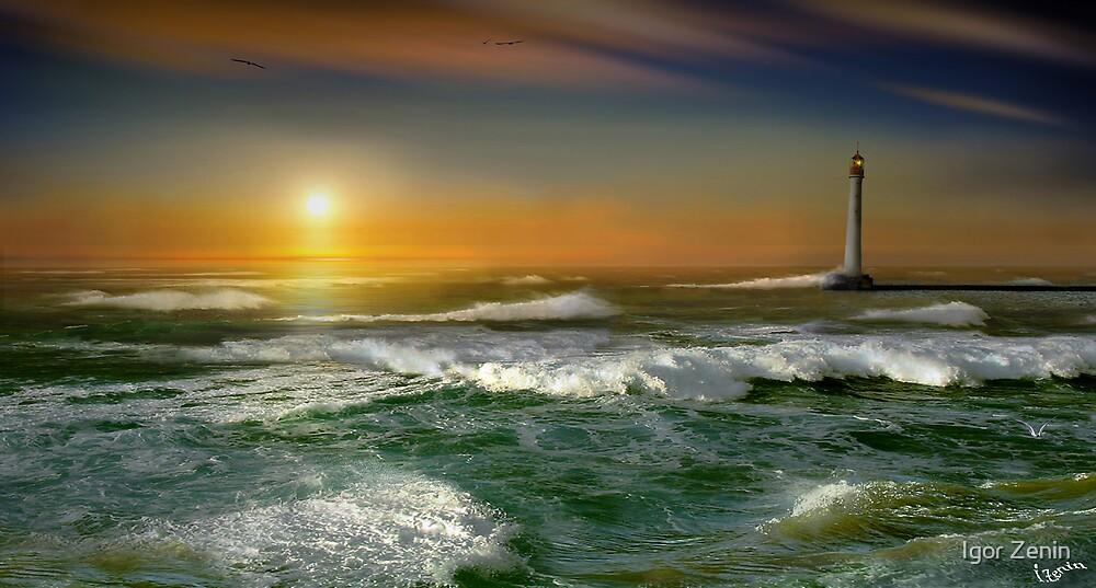 Lighthouse by Igor Zenin