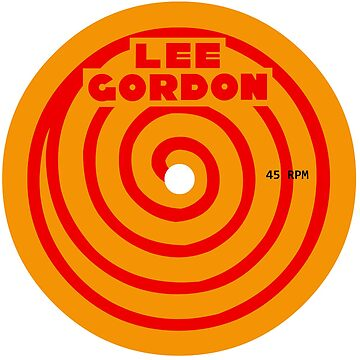Lee Gordan Record Label by Flemishdog