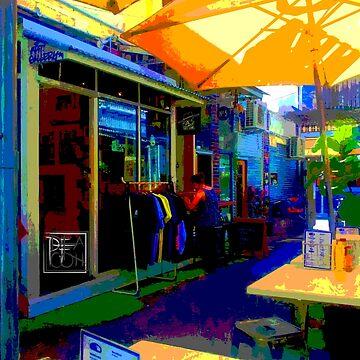 Valley, cafe, Brisbane, Paula Deacon PE by DeaconPE