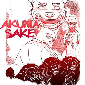 Akuma Sake by sketchbooksage