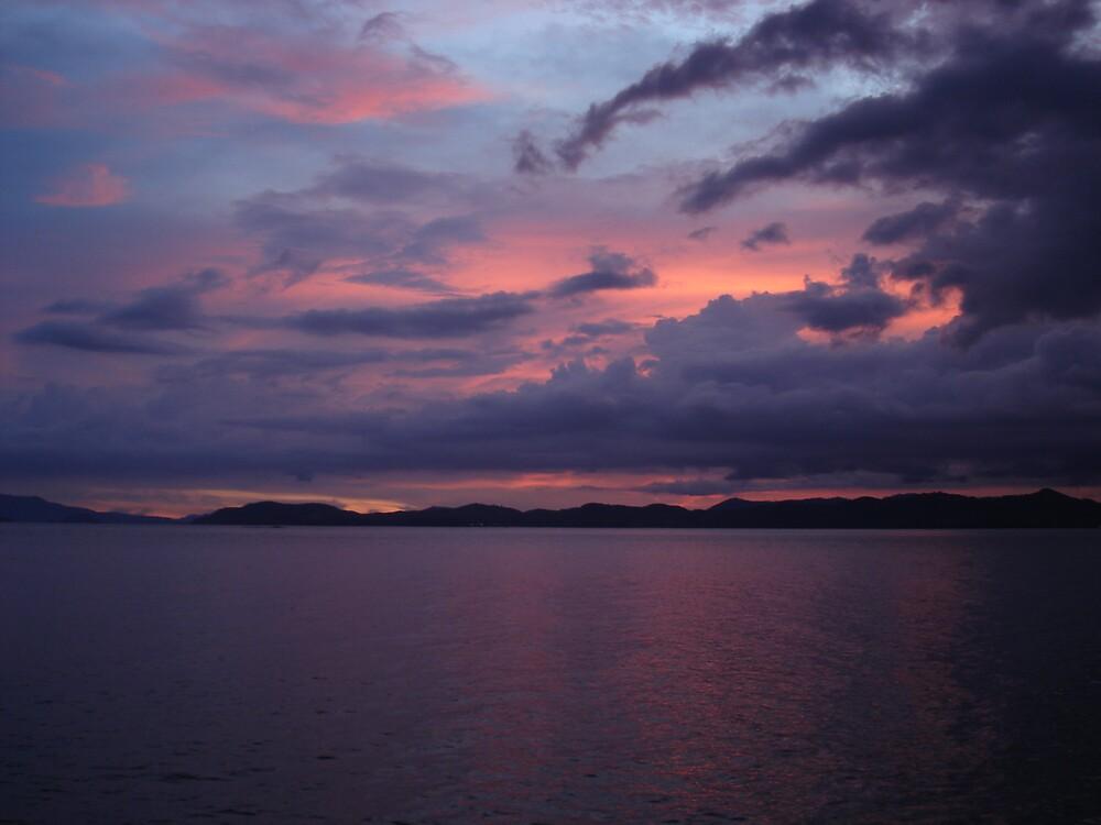 Sunset by iamsiam