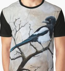 Promise - Magpie Graphic T-Shirt