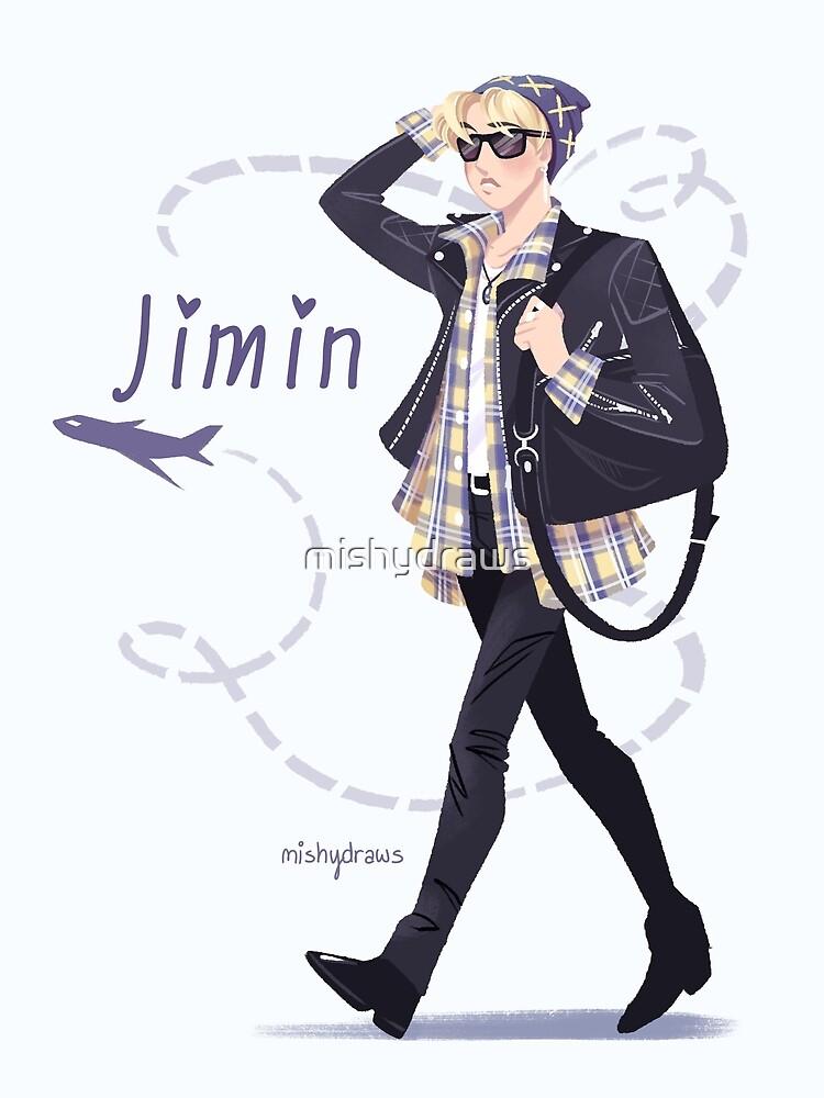 Jimin by mishydraws