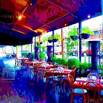 Brisbane, Woolloongabba, cafe, Paula Deacon PE by DeaconPE