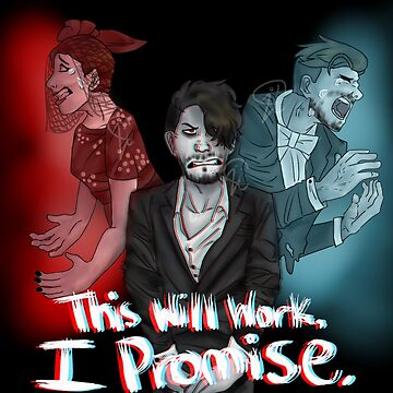 Darkiplier - This will work, I promise by Silverwing13