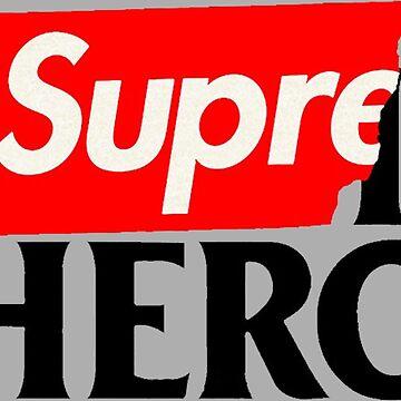 SUPRE HERO by britnicloning