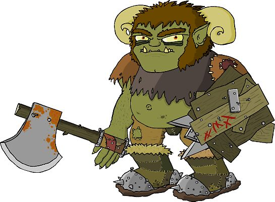 Ka'rek the Gore by GeneralLexington