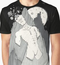 Lost In the Mind Graphic T-Shirt