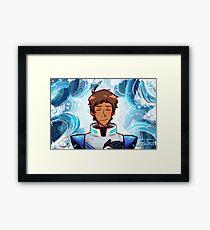 Guardian Spirit of Water Framed Print