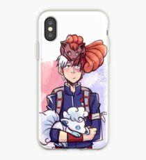 Todoroki Trainer iPhone Case
