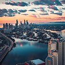 Gold Coast Skyline by Jemma Ryan