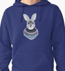Forest Bunny  Hoodie