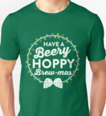 Have A Beer Hoppy Brewmas T-Shirt