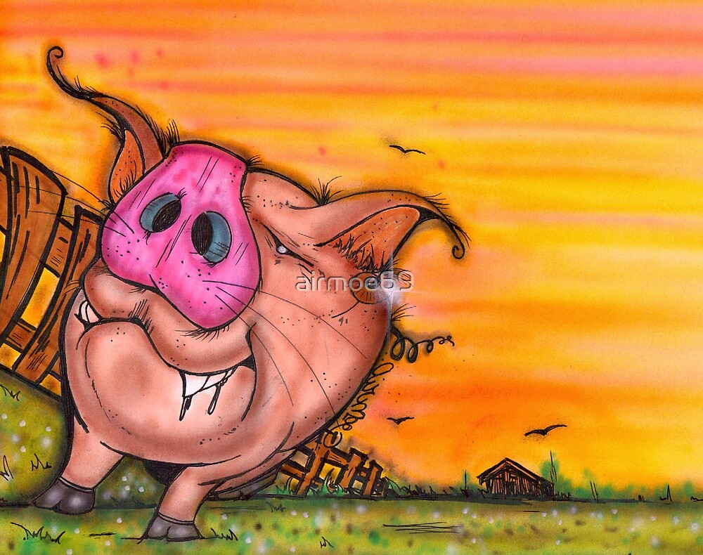 the pig. by airmoe69