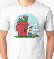 Stranger Things Dustin and Dart RRRRR Unisex T-Shirt