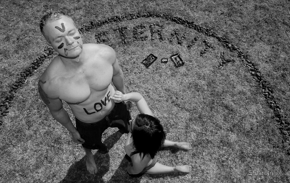 Love & Eternity by Stuart Innes