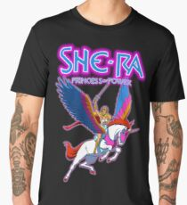 She-Ra Princess Of Power Men's Premium T-Shirt