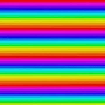 <3 Rainbows. by TeddyPleb