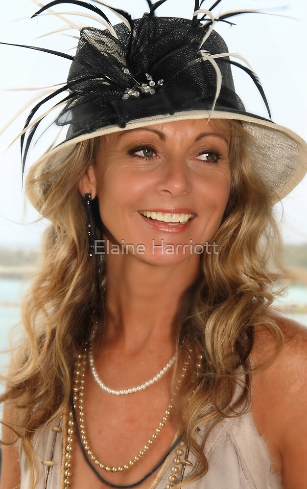 A Touch Of Style by Elaine Harriott