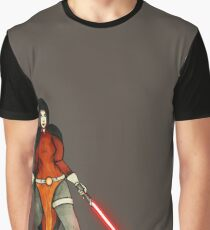 Sith babe III Graphic T-Shirt
