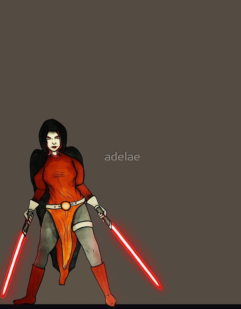 Sith babe III by adelae