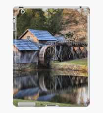 Mabry Mill Sunset iPad Case/Skin