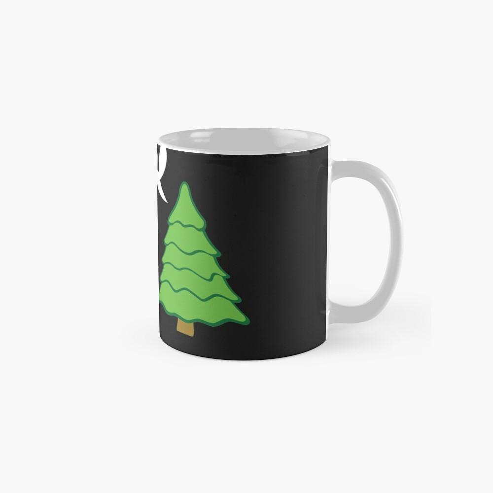 Gay Christmas Tree Funny Xmas Holiday Mug