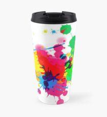 Paint stains Travel Mug