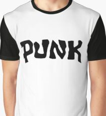 Punk! Graphic T-Shirt