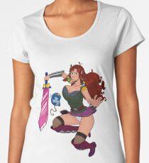 Lusty Attack - Full colour Women's Premium T-Shirt