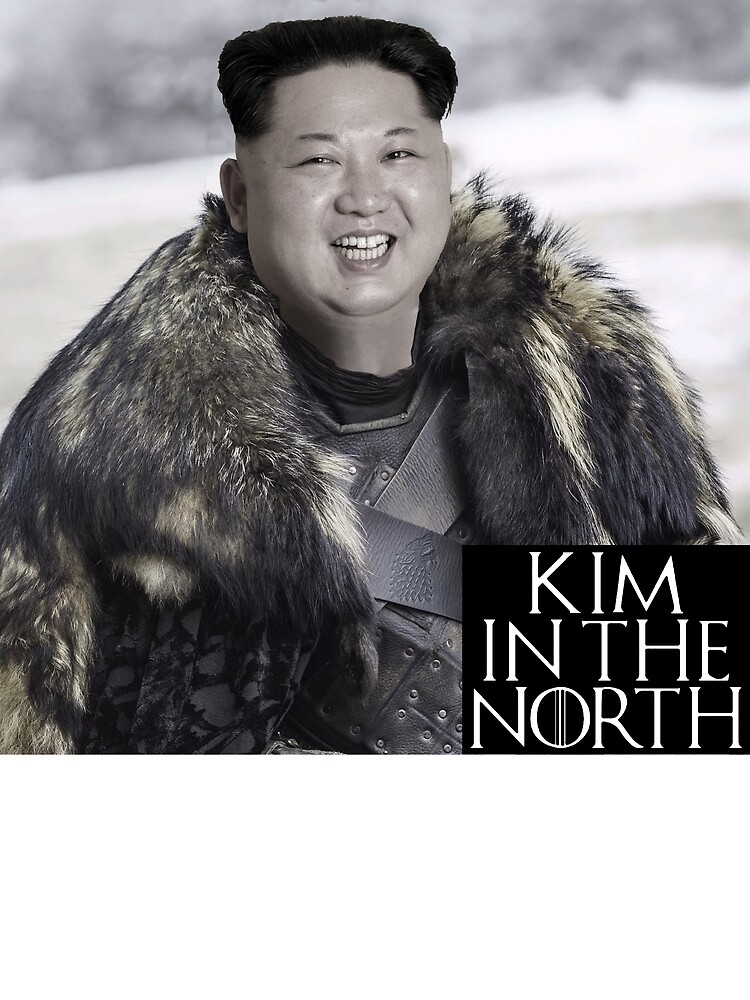 Kim in the North! by impl3m3nt