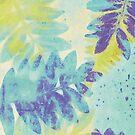 Winter ferns by LucyBrydonArt
