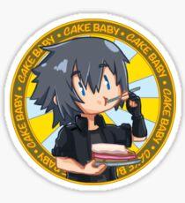 Cake Baby! Sticker