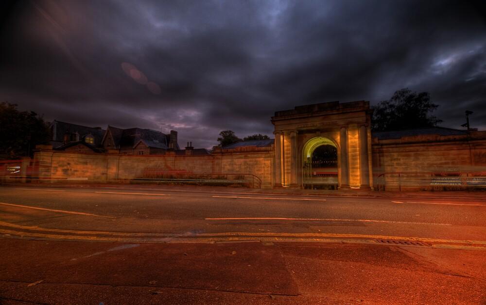Gates by orangesource
