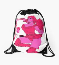 Lusty Attack - Multicolour Drawstring Bag