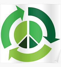 Eco Peace. Poster