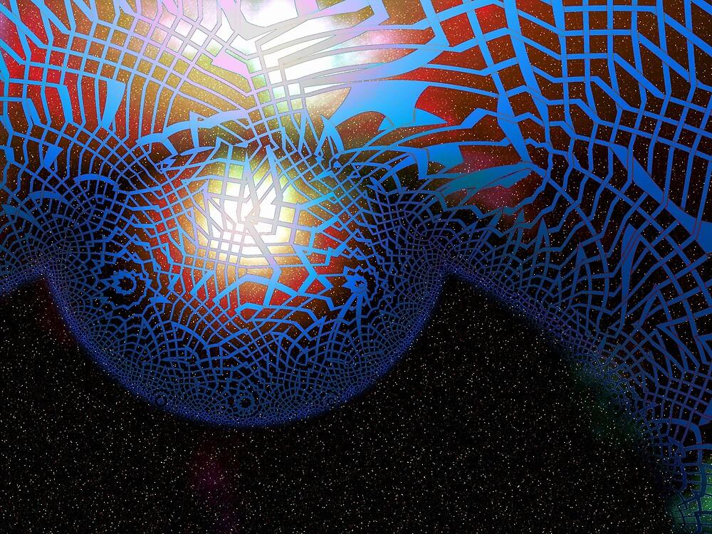 Cosmic Drop by blacknight