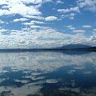 Lake Mirror by FeBe