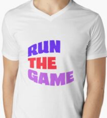 Run The Game T-Shirt