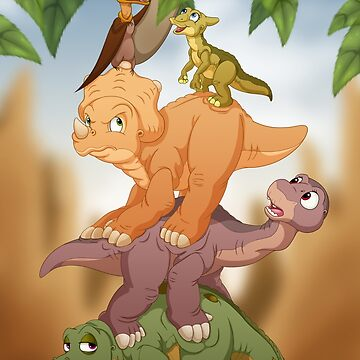 Land Before Time by Shila