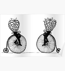 Blackberry Bicycle Club Poster