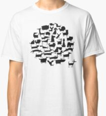 Cute dogs collection Classic T-Shirt