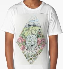 Demon Doll coloured Long T-Shirt