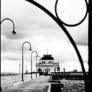 St Kilda Pier by Rosina  Lamberti