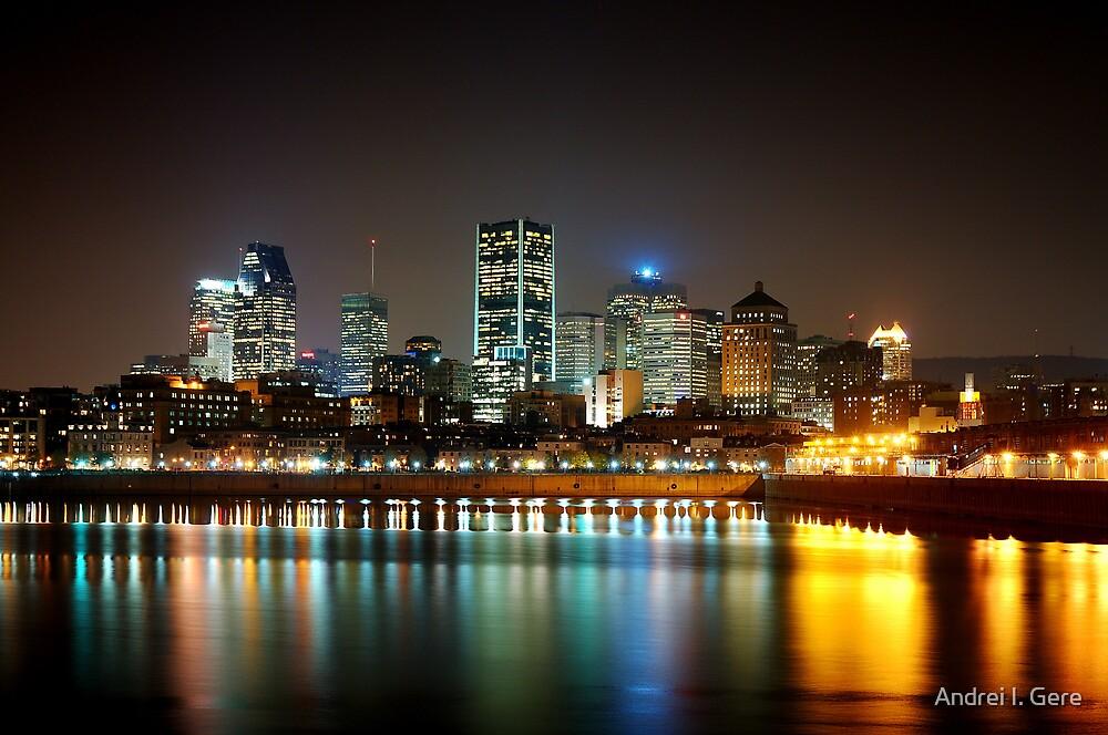 Montréal by Andrei I. Gere