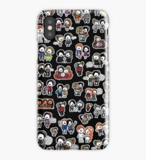GOGENEVIEVEDOLLS Riverdale Dolls Mix Print iPhone Case/Skin
